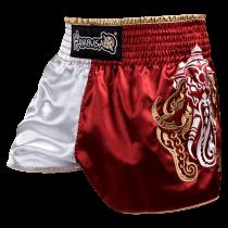 Elephant Muay Thai Shorts Red