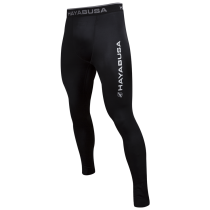 Haburi Compression Pants Black