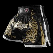 Tiger Muay Thai Shorts - Black