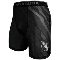Metaru Charged Compression Shorts Black