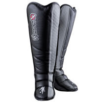 Tokushu Instep Shinguards - Black