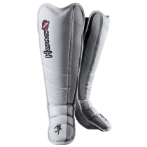Tokushu Instep Shinguards - White